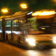 Semi-Truck Rear-Ends Bus Carrying Passengers on I-10 Near Fort Walton Beach, Florida