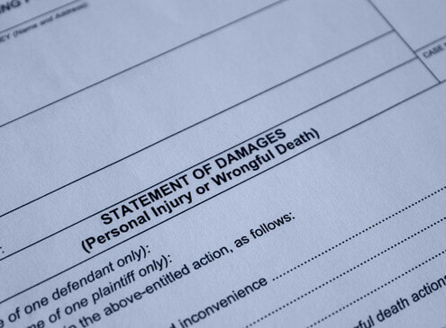 Who decides how much a car accident victim in San Antonio, Texas should receive in damages?